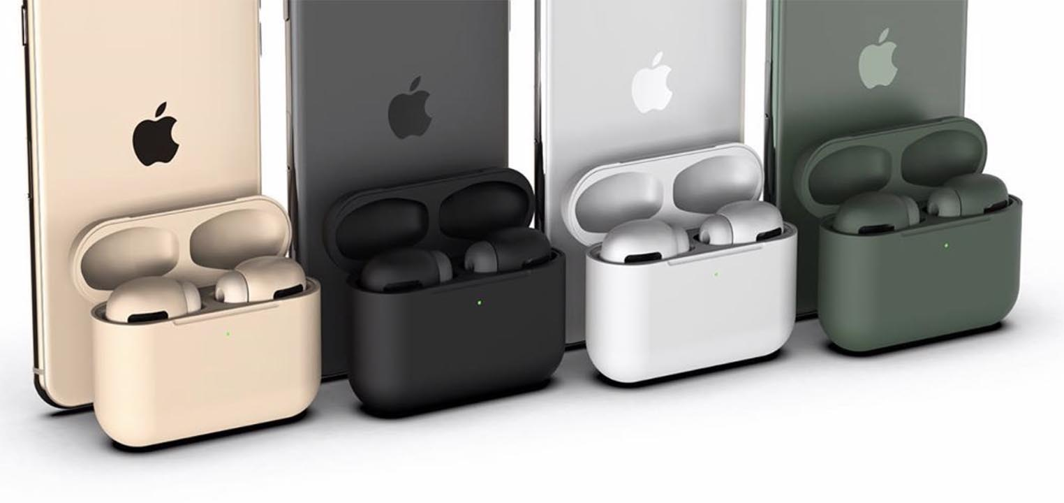 airpods pro colors couleurs