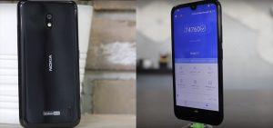 هواتف ذكية بأقل من 500 ريال Nokia 2.2