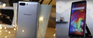 هواتف ذكية بأقل من 500 ريال Panasonic P101.