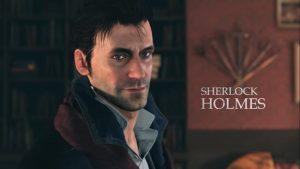 Sherlock Holms The Devil's Daughter
