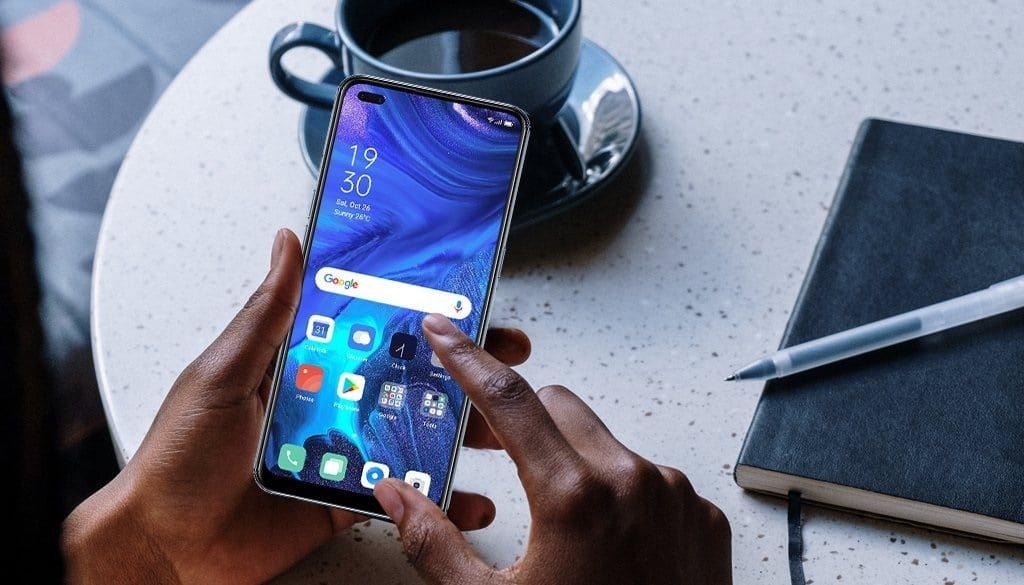 هاتف أوبو Reno4.. كيفية تفعيل ميزة الحماية الذكية من التجسس لحماية خصوصيك
