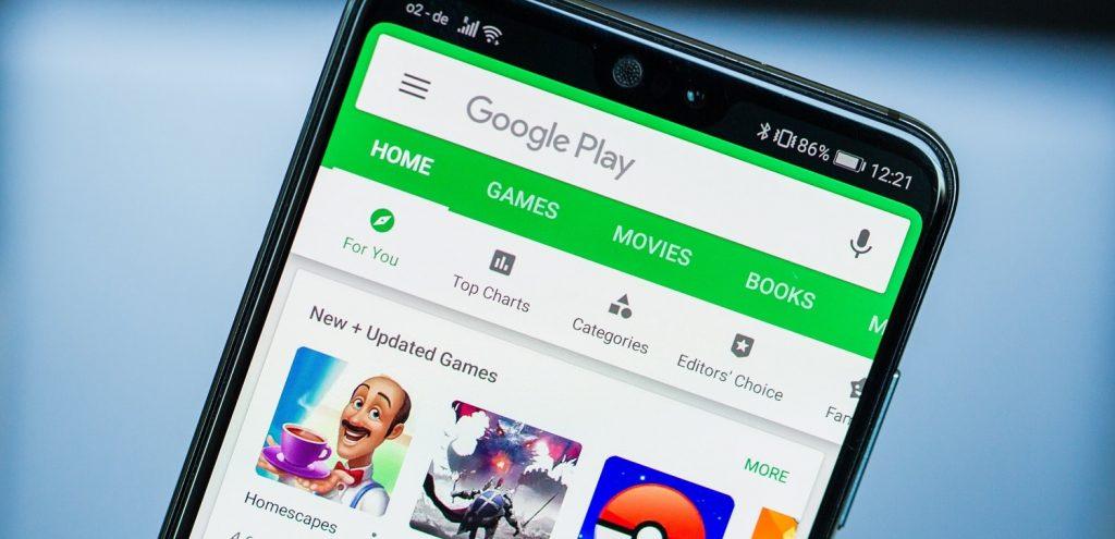 كيف يمكنك مشاركة التطبيقات في متجر جوجل بلاي مع الهواتف القريبة؟