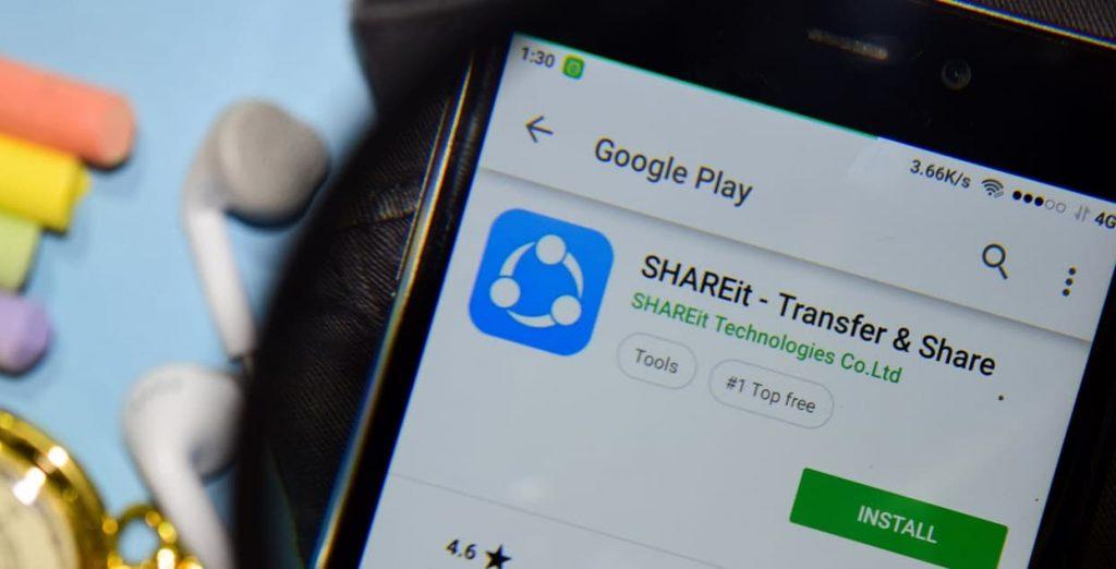 تطبيق SHAREit في أندرويد لديه ثغرة أمنية خطيرة فكيف تحمي هاتفك؟