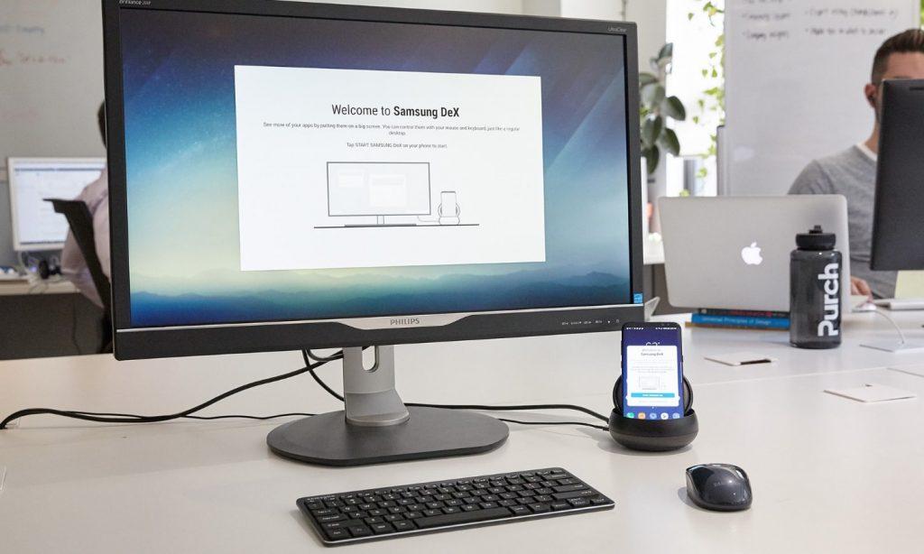 ما هي منصة سامسونج Dex وكيف تساعدك في استخدام هاتفك كحاسوب؟