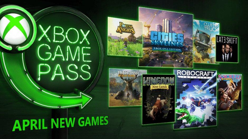قائمة العاب Xbox Game Pass تضم GTA V لشهر ابريل 2021 – عالم الجيمر