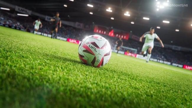 هل تنجح لعبة UFL في منافسة FIFA و eFootball