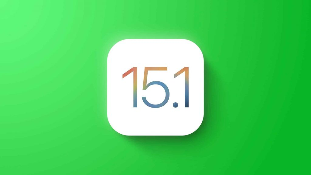 تعرف على تحديث iOS 15.1 من آبل